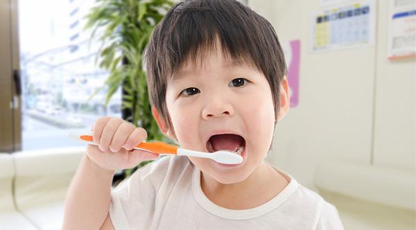 小児の歯科治療対応